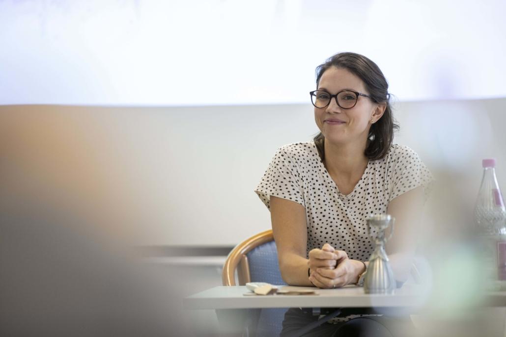 Silvia Pauldrauch Ausbilderin für freie Taufen von Omilia